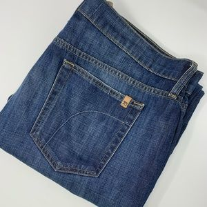 Joe's Jeans Classic Rocco Dark Wash Relaxed Jeans